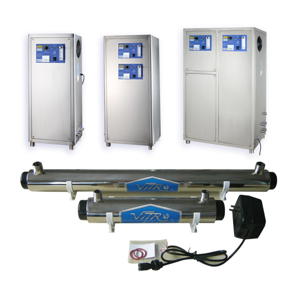 UV Sterilizer And O Zone Generator